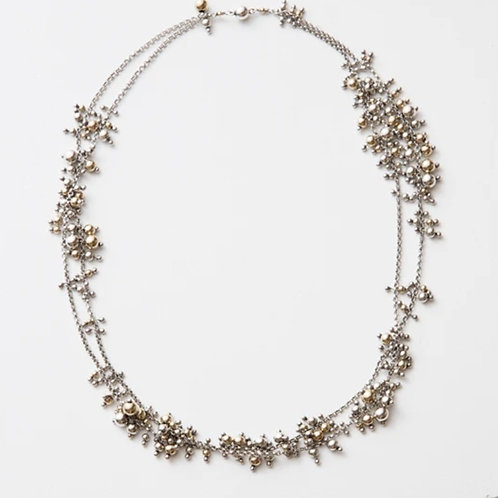 Cluster Necklace by Zuzko