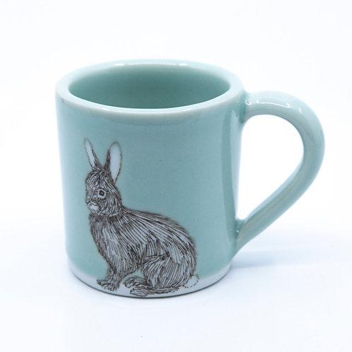 Small Rabbit Mug by SKT
