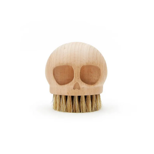 Skull Brush by SUCK UK