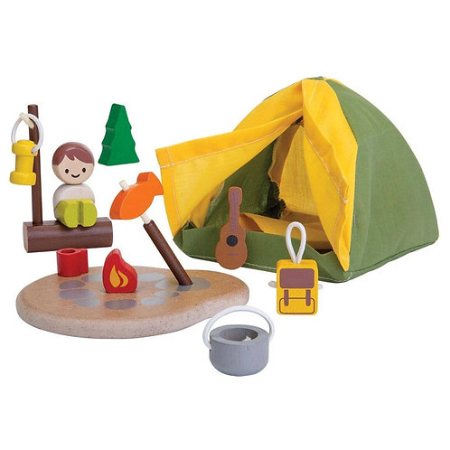 Camping Set by PlanToys