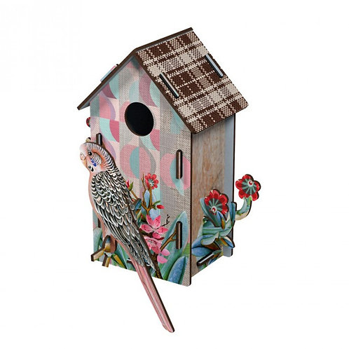 Little Rascal Birdhouse by Miho Unexpected Thing