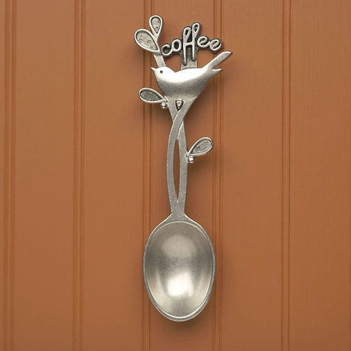 Bird Coffee Scoop by Beehive Handmade
