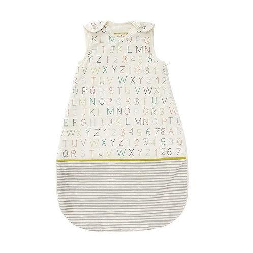 Alphabet Sleep Bag by Pehr