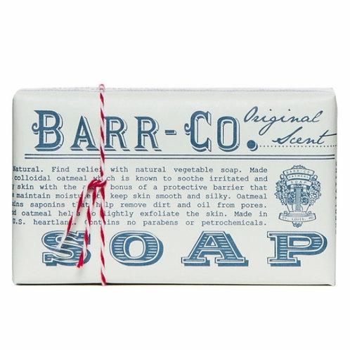 Barr-Co. Original Scent Triple Milled Bar Soap