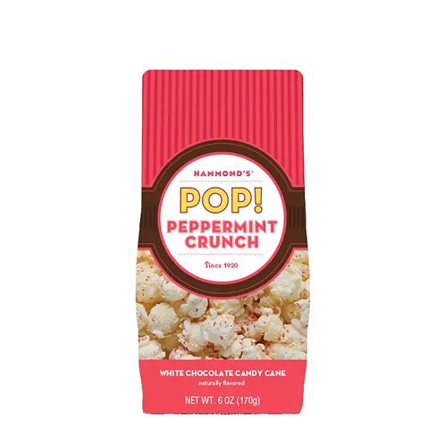 Peppermint Crunch Popcorn by Hammond's
