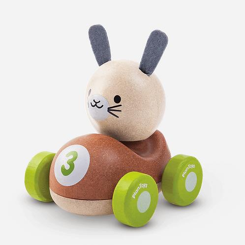 Bunny Racer by PlanToys
