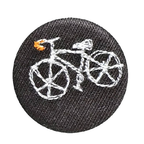 Bike Badge by Poppy Treffrey