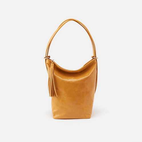 Blaze Convertible Backpack in Mustard by HOBO