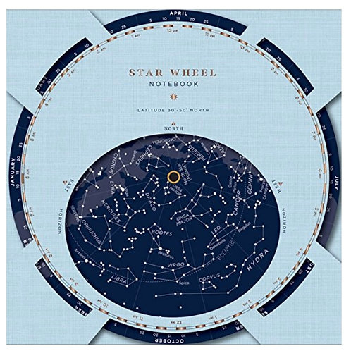 The Star Wheel Notebook: A Diary