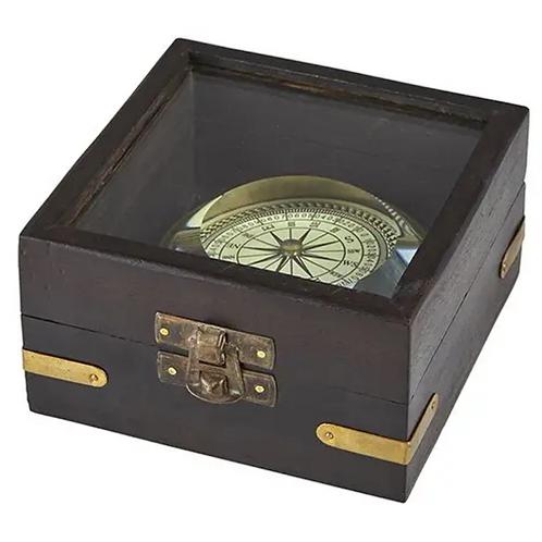 Compass Lens in Box by Santa Barbara Design Studio