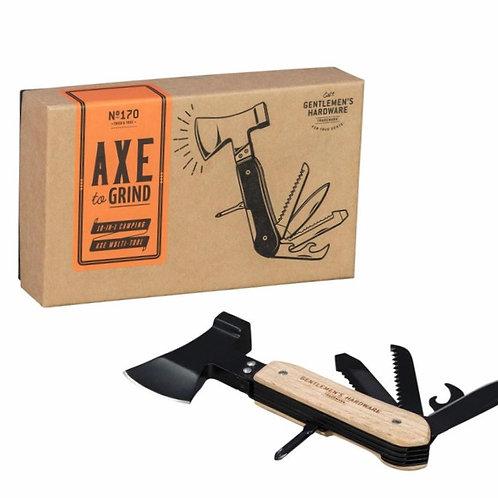 10-in-1 Pocket Axe Multi-Tool by Gentlemen's Hardware