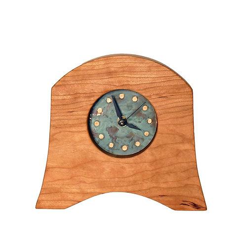 American Liberty Mantel Clock by Sabbath Day Woods