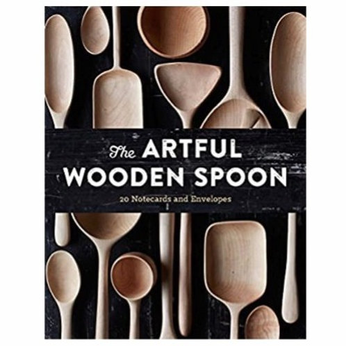 The Artful Wooden Spoon: Notecards
