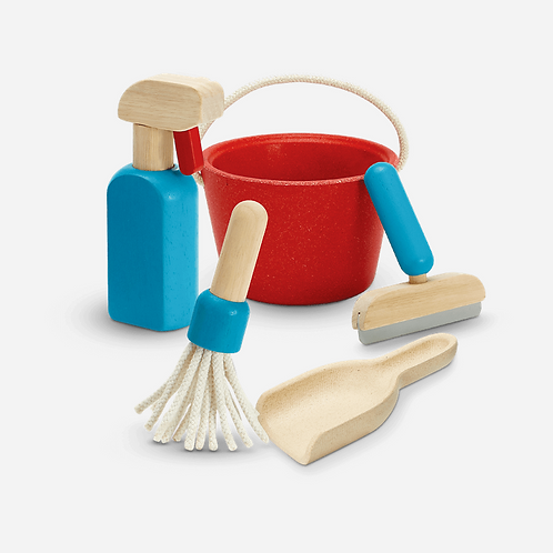 Cleaning Set by PlanToys