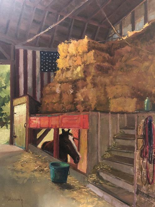 'Americana on Mission Point' by Lori Feldpausch