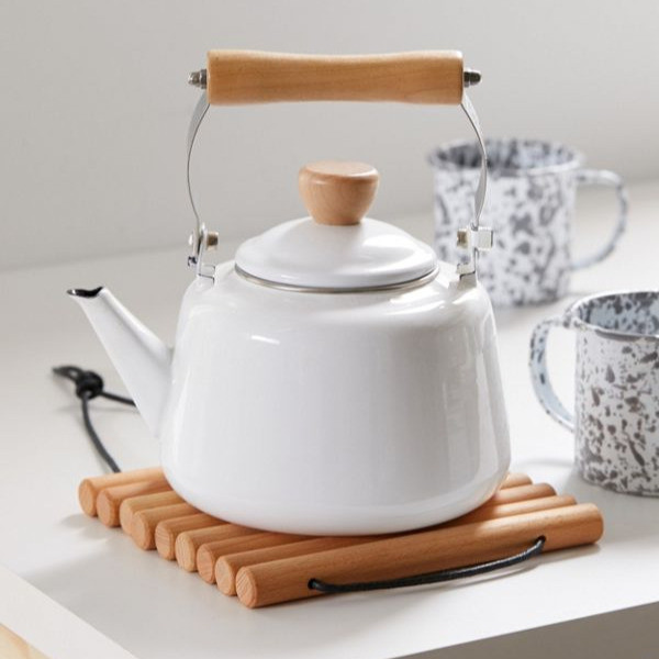 Wood Trivet by Areaware