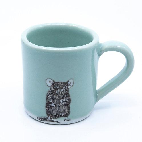 Small Mouse Mug by SKT