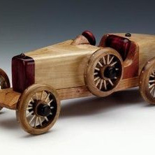 Wooden toys by Baldwin Toy