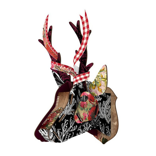 Eco Deer Head My Pleasure by Miho Unexpected Thing