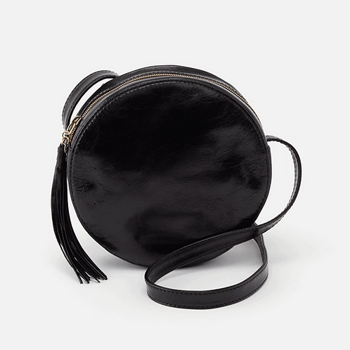 Moon Crossbody in Black by HOBO