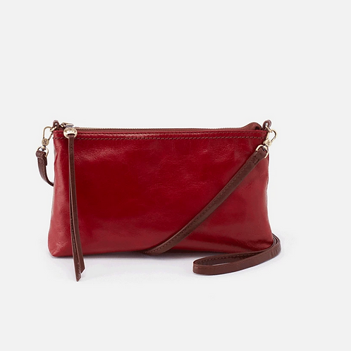 Darcy Convertible Bag in Garnet by HOBO