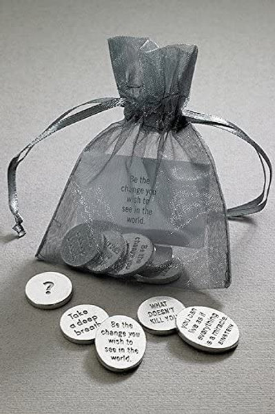 Bag of Quotes by Danforth Pewter