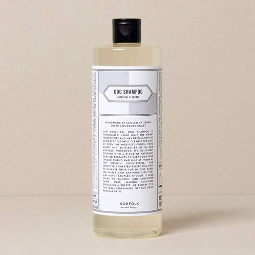 Dog Shampoo-Botanical Cleanser by Norfolk Natural Living