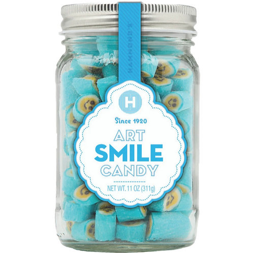 Smile Art Candy by Hammond's Candies