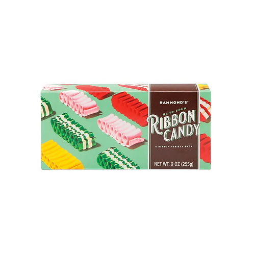 Holiday Ribbon Candy by Hammond's