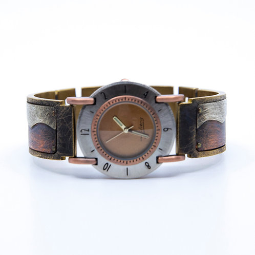 Mixed Metal Unisex Watch by Watchcraft (WFCW)