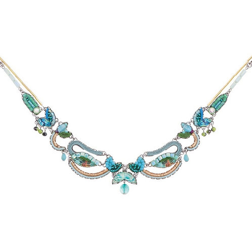 Clear Water Cyra Necklace by Ayala Bar C3144