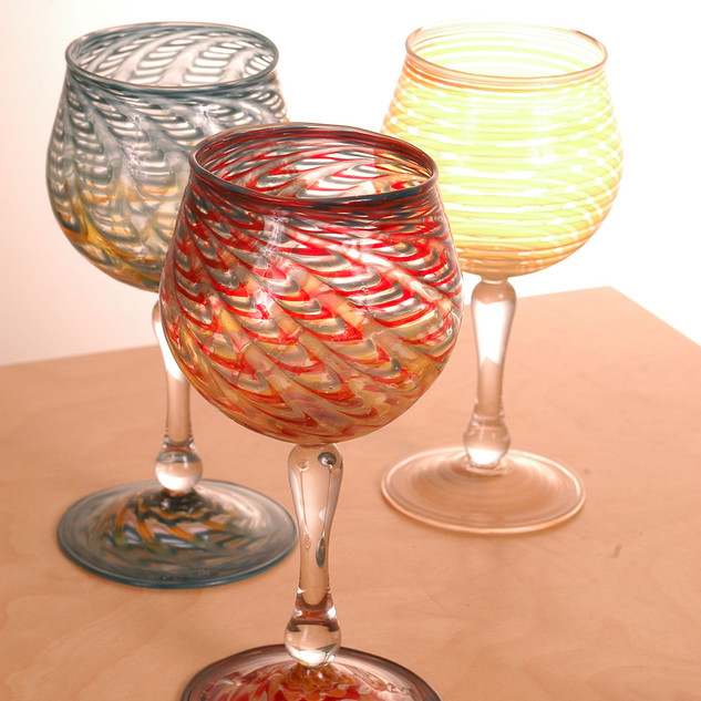 Goblets by Probstein Studio