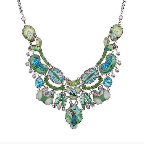Sweet Leaf Mandala Necklace by Ayala Bar R3178