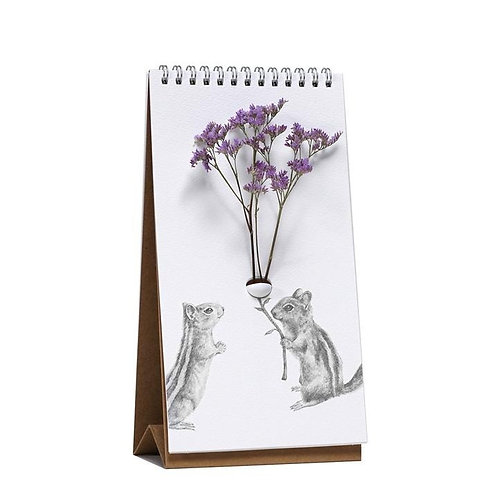 Woodland Creatures Flip Vase by Funnyfish