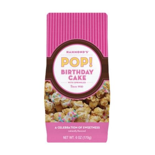 Birthday Cake Popcorn by Hammond's Candies