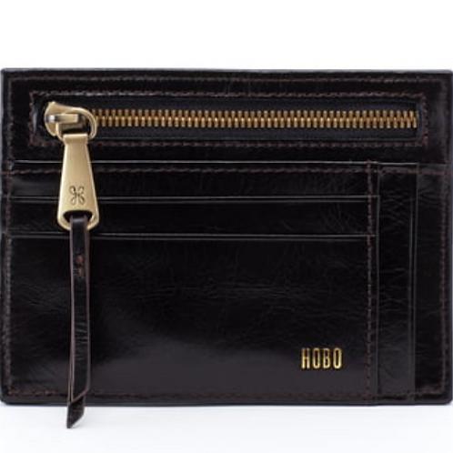 Brink Wallet in Black by HOBO