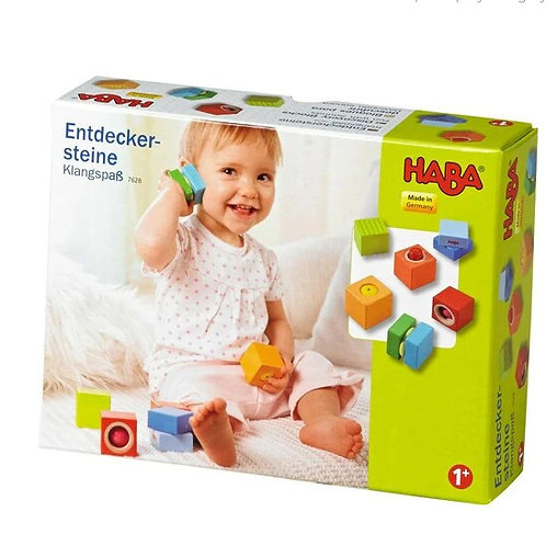 Fun With Sounds Discovery Blocks by HABA