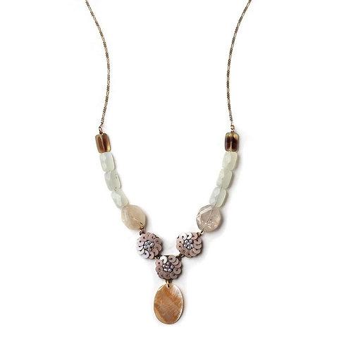 Moon Dance Necklace by Elements Jill Schwartz