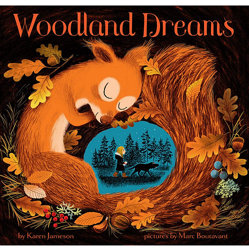 Woodland Dreams by Chronicle Books