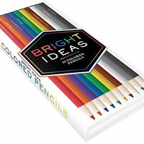Bright Ideas: Colored Pencils