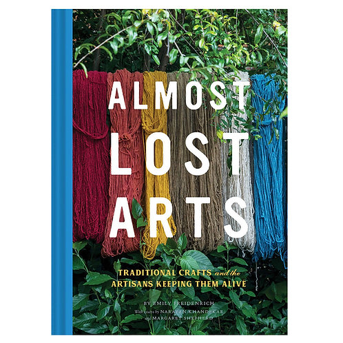 Almost Lost Arts by Chronicle Books