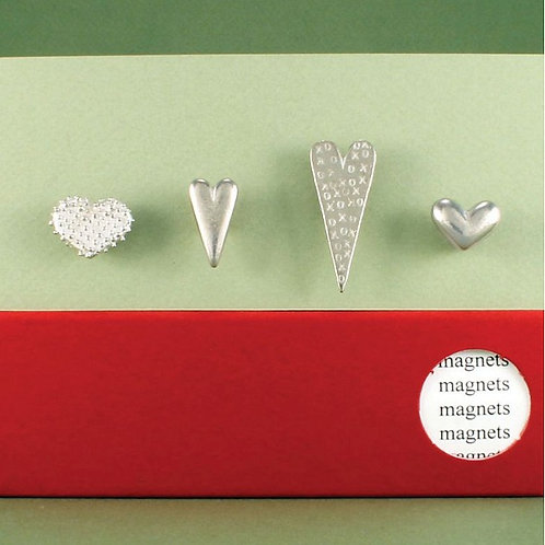 The Hearts Magnet Set by Danforth