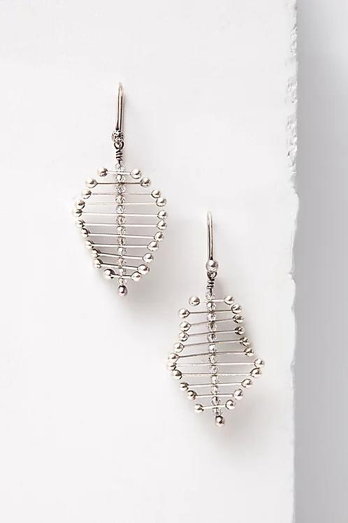 DNA Earrings by Zuzko