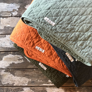 Throws by Utility Canvas