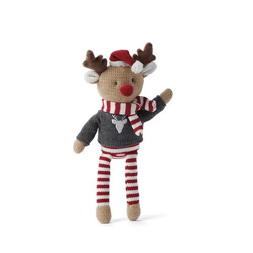 """10"""" Reindeer Toy by Elegant Baby"""