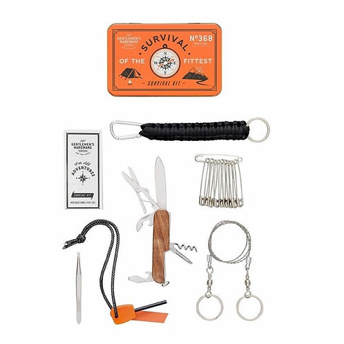 Survival Kit by Gentlemen's Hardware