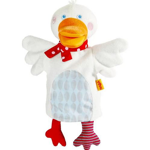 Gallivanting Goose Glove Puppet by HABA