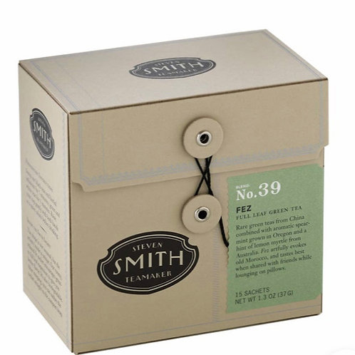 Fez Moroccan Mint Green Tea by Smith Teamakers