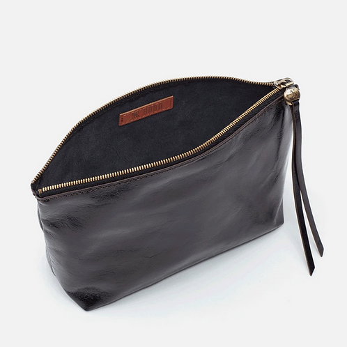Collect Pouch in Black by HOBO