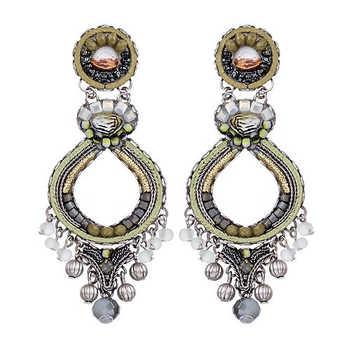 Audrey Earrings C1430 - Autumn Leaves by Ayala Bar